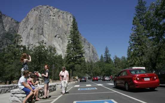 Yosemite river plan could limit visitor access