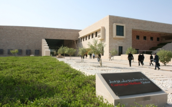 Qatar Education City prepares for a future without oil