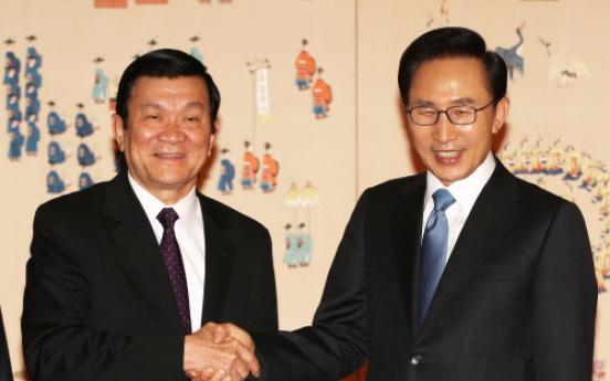 Korea, Vietnam discuss atomic power plant deal