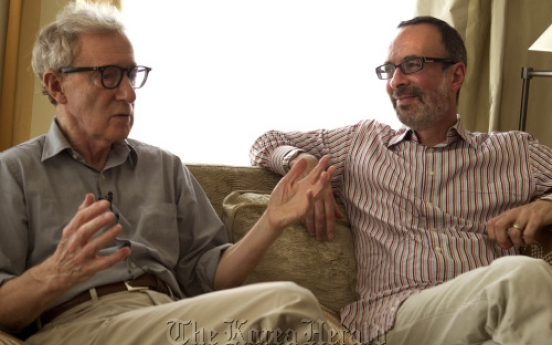 Woody Allen is the (reluctant) subject of two-part U.S. TV documentary