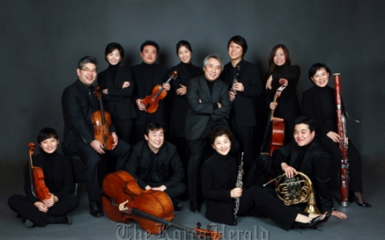 String of intimate chamber music at Seoul venues