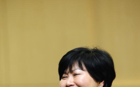 Han Bi-ya excited about new U.N. job, still loves to travel