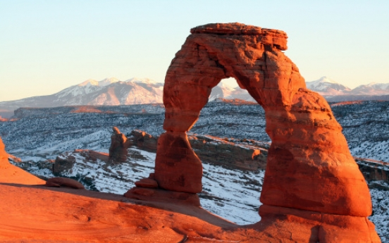 Arches National Park an overlooked winter escape