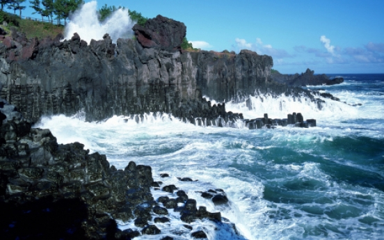 Jeju Island makes 'New7Wonders' list