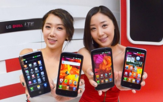Next generation of phones takes over as demand soars