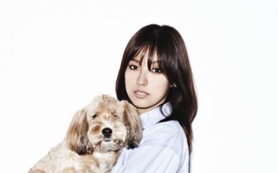 Lee Hyo-ri to meet animal lovers