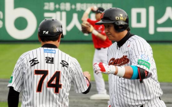 Slugger Lee Dae-ho seeks opportunity in Japan