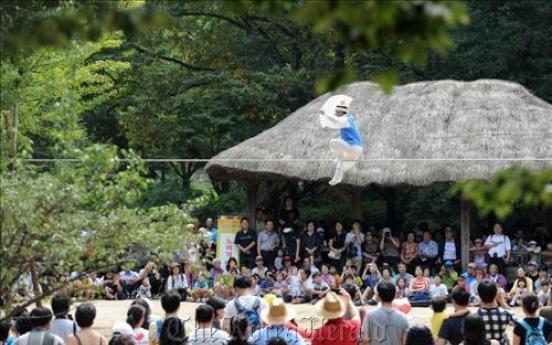 Six Korean traditions vie for UNESCO listing