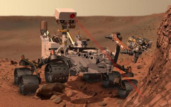 NASA launches super-size rover to Mars