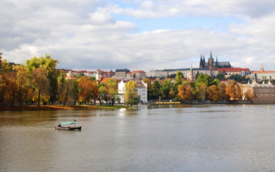 After two decades, a return to Prague in the light of day