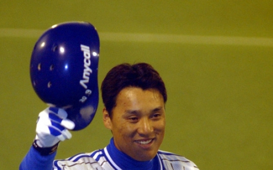 Slugger Lee Seung-yeop rejoins former S. Korean team