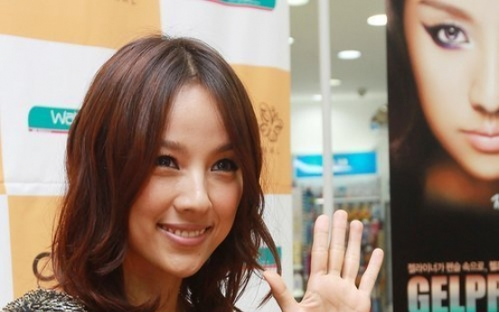 Lee Hyori ordered to compensate Internet shopping mall