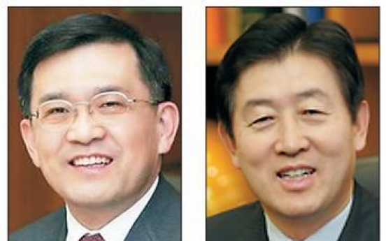 Kwon, Choi to co-lead Samsung flagship