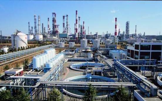 SK Group eyes new Chinese oil refinery