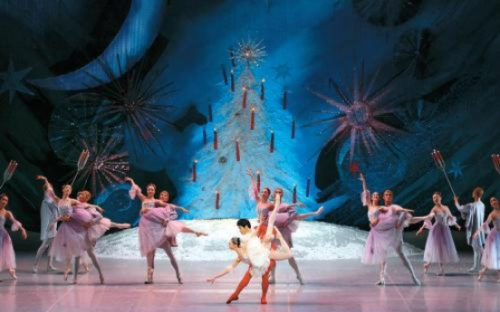 Variety spice of life for 'The Nutcracker'