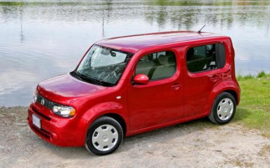 Cube boxes premium sedans for import car top spot