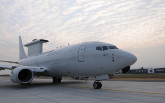Second spy plane delivered for deployment
