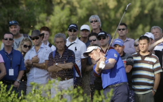 Donald wins PGA player of year honors