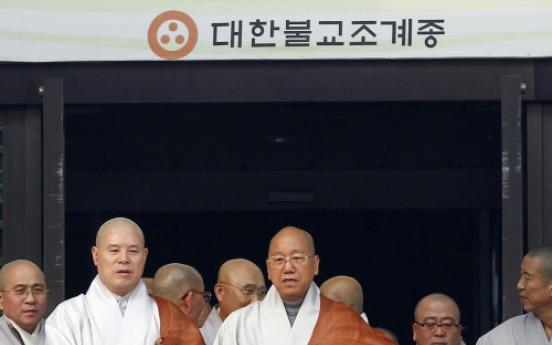 Jogye Order names Ven. Jinje as new chief spiritual leader
