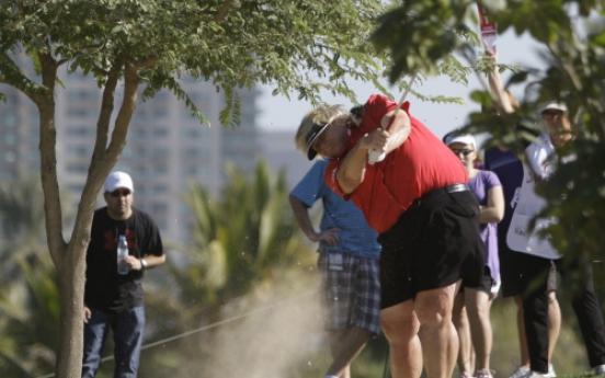 Wahlin leads Dubai Ladies Masters