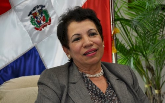 New Dominican envoy learning from Korea