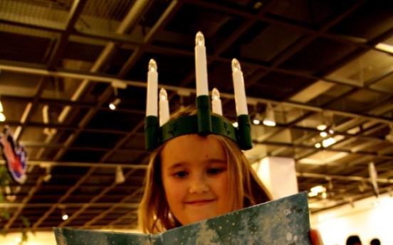 Sweden sparks kids' imagination
