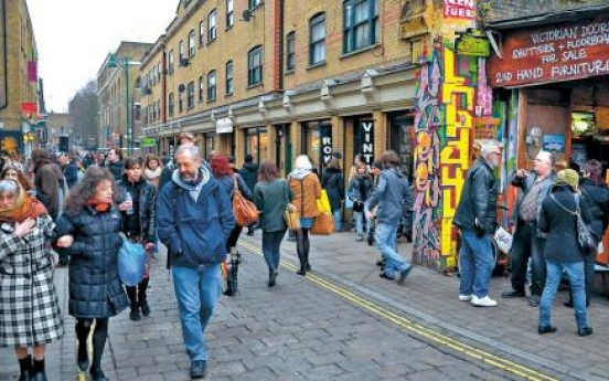 All fun and Games: London's East End, Olympics-close, invites a fresh look