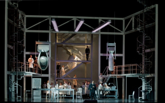 Cartwheeling Alagna takes over leading role in 'Faust' at Met