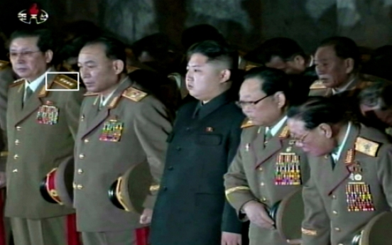 North Korean heir's uncle plays key role