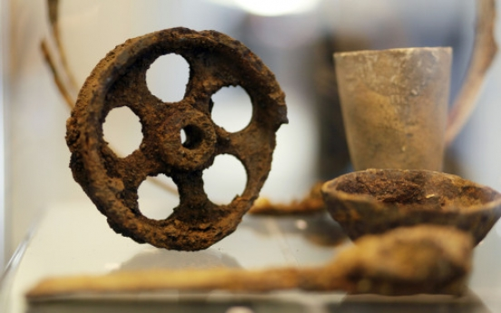 Dig in San Francisco unearths artifacts
