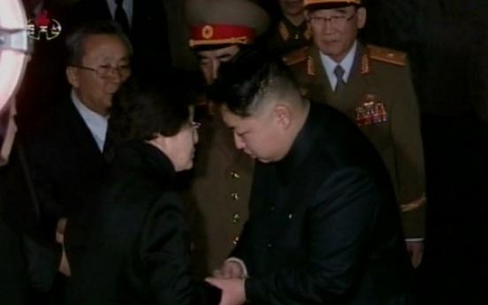 Lee, Hyun report no political talks