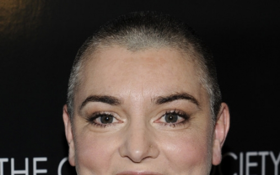 Sinead O'Connor's fourth marriage ends after 16 days