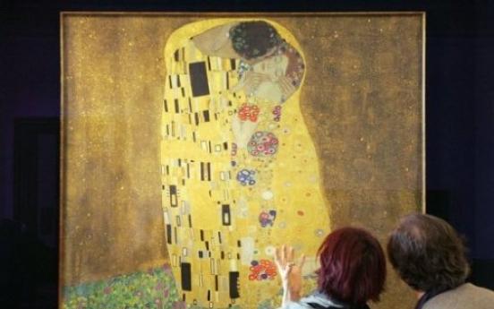 Golden year for Gustav Klimt as Austria marks 150th anniversary