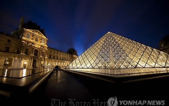 Louvre cements reputation as world's most-visited museum