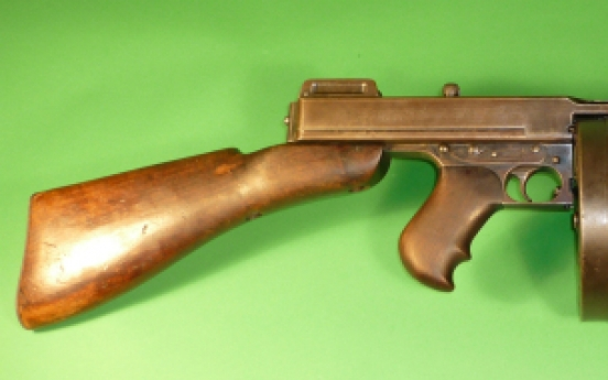 Bonnie and Clyde guns to be auctioned in Missouri