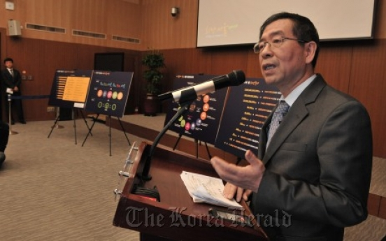 Seoul's two-year plan focuses on welfare