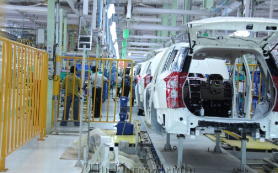 Mahindra to import Ssangyong's Rexton