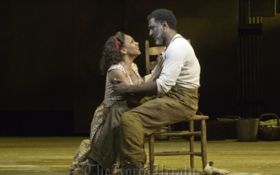 A reworked 'Porgy and Bess' is rich and luscious