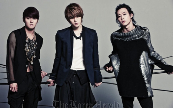 JYJ sets box office record for South America tour