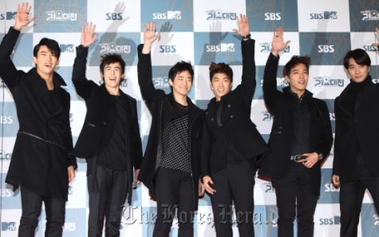 2PM to promote Korean on NHK