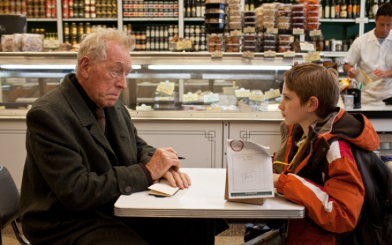 Max von Sydow graces 'Extremely Loud' with silence