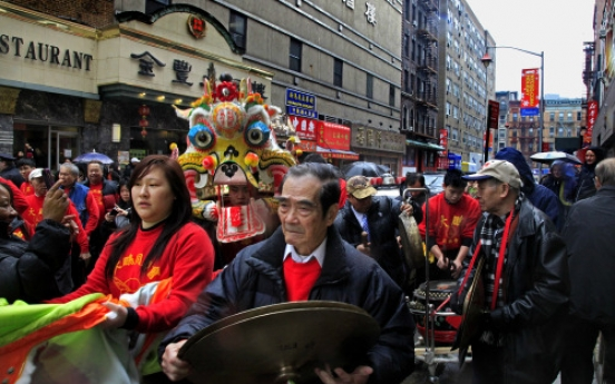 Fireworks, feasts to celebrate Year of Dragon