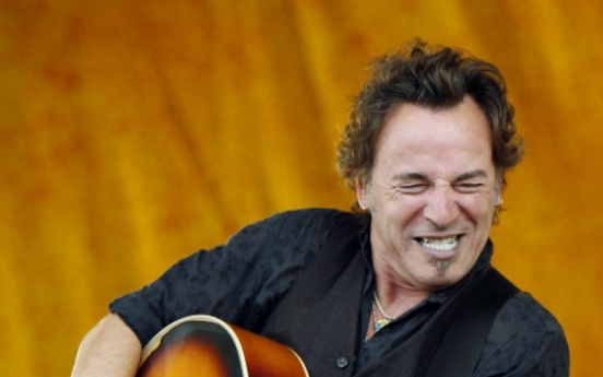 Springsteen to perform at jazz festival