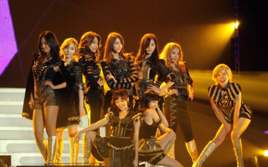 Girls' Generation to appear on U.S. TV talk shows