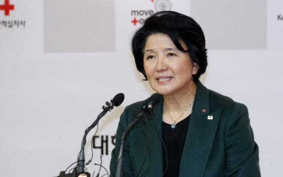 South Korean Red Cross proposes talks with North