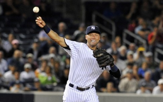 As players gear up for season, Jeter says AL stronger than ever