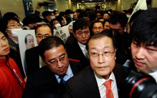 Strikes ravage Korea's two biggest broadcasters