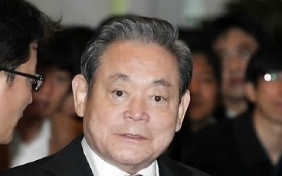 Elder sister sues Samsung chairman over inheritance