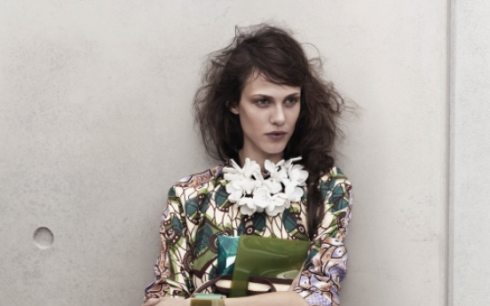 Marni adds exotic pattern to H&M