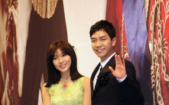Lee Seung-gi says he did not quit shows for new drama